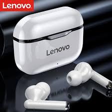 <b>Lenovo</b> LivePods <b>LP1</b> True <b>Wireless</b> Earbuds <b>Bluetooth</b> 5.0 ...