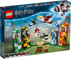 <b>Конструктор LEGO Harry Potter</b> 75956 Матч по квиддичу