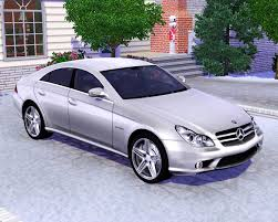 Mod The Sims - 2009 Mercedes-Benz CLS63 AMG