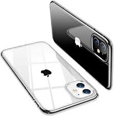 TORRAS Compatible with iPhone 11 Case, Crystal ... - Amazon.com