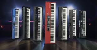 Digital Piano Comparison Chart Digital Piano Shootout With Sound Samples Sweetwater