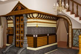 Pooja Room Steps Design Top 5 Great Ideas For Your Puja Room Roofandfloor Blog