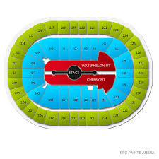 Harry Styles Verizon Center Seating Chart Harry Styles Pittsburgh Tickets 7 14 20 Consol Energy Center