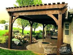 outdoor shade structure ideas super phoenix patio covers pergolas small structures