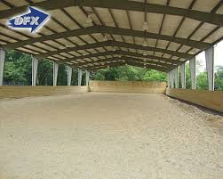 Horse Shed Designs China Customized Design Light Steel Structure Horse Stables
