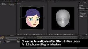 After Effects Animation Part 1 Character Animation In After Effects By Dave Legion