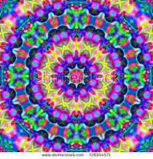 Colorful Patterns Magnificent Psychedelic Background Bright Colorful Patterns Background Stock