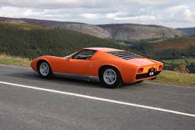 That Gorgeous 1968 Lamborghini Miura From The Italian Job is For ...