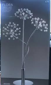next flora table lamp