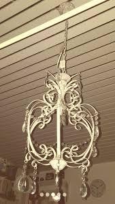 Metall Leuchter Kronleuchter Vintage Lamp In 75050 Gemmingen