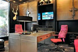 office remodel. Dual Desk Home Office Modern Ideas Design With Regard To Amazing Property Remodel