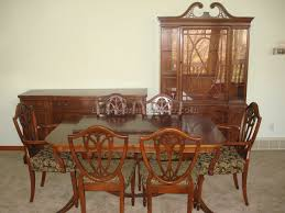 Living Room China Cabinet Dining Room Set With China Cabinet 6 Best Dining Room Furniture