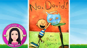 no david by david shannon stories for kids children s books read along aloud