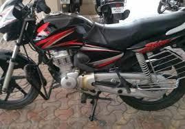 shine bike make honda