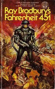 since ray bradbury s novel fahrenheit 451 has sold more than 10 million copies