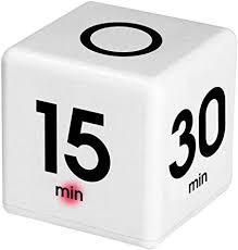 Kitchen Timer,Cube Timer <b>Creative Kitchen Timer</b> Preset Timer for ...