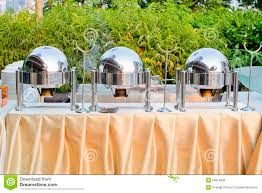 Latest Chafing Dishes Designs Chafing Dishes At A Party Stock Photo Image Of Banquet