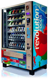 Healthy Snacks Vending Machine Business Beauteous Revolution Foods Making Vending Machines A Healthy Snack Option In