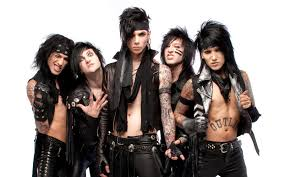 B Is For Black Veil Brides Audioinferno M
