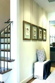 hanging picture frames without nails how to hang a frame best for pictures on concrete w