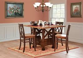 super cool pub kitchen table french country amish tables built to order