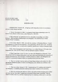Yasay American Filipino Or Stateless Inquirer Net