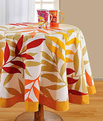 swayam cotton round table sheet 6 seater 72 inches diameter suitable for 6 chair