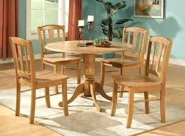 round pedestal kitchen table classic solid wood ideas with leaf leaves interior design t