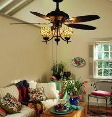 styles of lighting. Makenier Vintage Tiffany Style Stained Glass 3-light Flowers Uplight 5-blade Ceiling Fan Styles Of Lighting