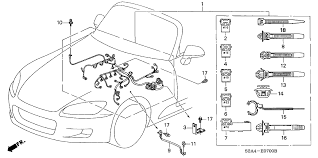 honda s2000 engine diagram honda wiring diagrams