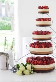Cheesecake Display Stands Wedding Inspiration Wedding Cake Alternatives Cheesecake 9