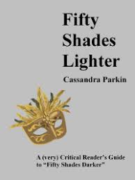 sample extracts from fifty shades lighter a very critical  but