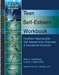 Teen Self-Esteem Worksheets