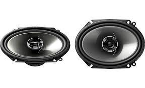 pioneer 6x8 speakers. pioneer ts-g6844r front 6x8 speakers t