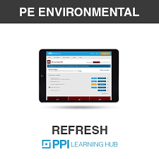 Environmental PE Exam | Environmental Study Tools | PPI