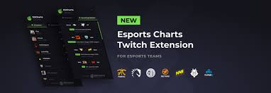 Esports Charts Growth 9 Meet The Twitch Extension