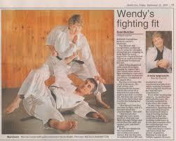 Craigieburn Martial Arts Centre | 2009 September Herald Sun Wendy  Carroll2009 September Herald Sun Wendy Carroll | Craigieburn Martial Arts  Centre