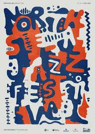 North Sea Jazz Art Poster Nn North Sea Jazz Festival
