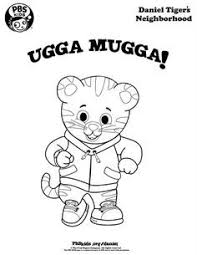 Daniel Tiger Easter Coloring Pages Awesome Daniel Tiger Coloring