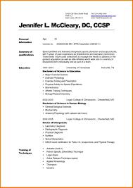 Physician Curriculum Vitae Sample Doctor Cv Example Cashier