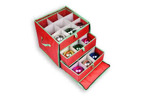 TreeKeeper Pro  Ornament Storage BagChristmas Ornament Storage