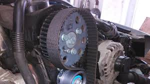 together with Here's What Happens When Your Timing Belt Snaps And How To Fix It further Timing Belt   Pulley Failure likewise Timing Belt Symptoms and Repair Tips   German Formula in addition When a drive belt should be replaced in your car also  additionally  besides Timing Belt Boot C    Tom Dwyer AutomotiveTom Dwyer Automotive as well How to Tell if a Timing Belt Tensioner Is Bad  6 Steps moreover How to Tell if Your Timing Belt's Been Replaced   YouTube together with 5 Symptoms of a Bad Timing Belt and Average Replacement Cost   Car. on symptoms timing belt needs repment