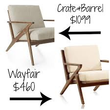 crate barrel outdoor furniture. Brilliant Ideas Of Decor Look Alikes Crate Barrel Cavett Chair Retails For $1099 Awesome And Chairs Outdoor Furniture