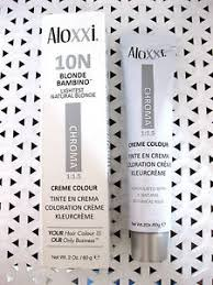 Details About Aloxxi Chroma Creme Colour Permanent 2 Oz Your Choice Series 1 7 Wht Bx