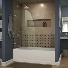 Glass Doors For Bathtub Bathtubs Charming Replacement Glass Doors For Bathroom Cabinet