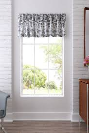 Living Room Window Treatment 6 Best Window Valances For Your Living Room Overstockcom