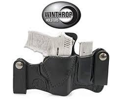 Dual Magazine Holder Extraordinary Amazon SW 32 Bodyguard Insight Laser IWB Dual Snap Holster