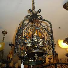 spanish revival lighting. Spanish Revival 3 Light Entryway Chandelier - Lighting H