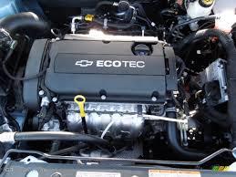 2012 Chevrolet Cruze LS 1.8 Liter DOHC 16-Valve VVT 4 Cylinder ...