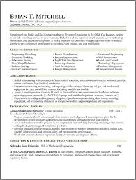 Oil & Gas Engineer Resume Sample